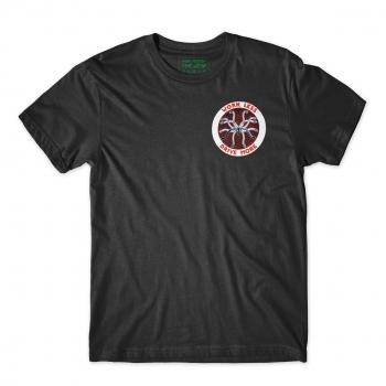 D.I.Y. bike t-shirt.